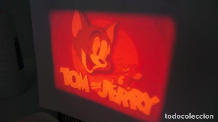 Cine: TOM Y JERRY-EL HUERFANITO- PELÍCULA SUPER 8MM RETRO VINTAGE FILM - Foto 9 - 107354823