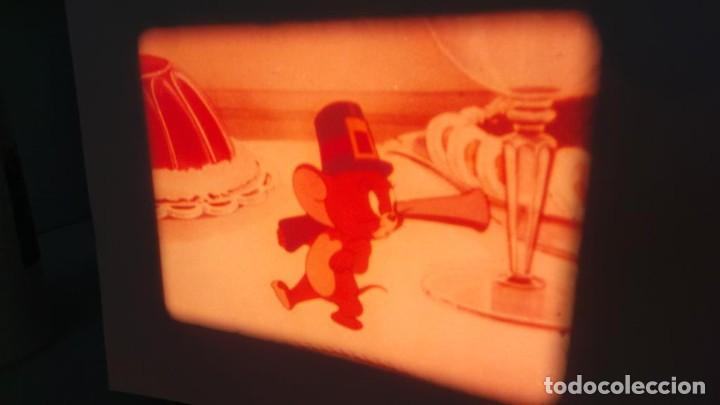 Cine: TOM Y JERRY-EL HUERFANITO- PELÍCULA SUPER 8MM RETRO VINTAGE FILM - Foto 21 - 107354823