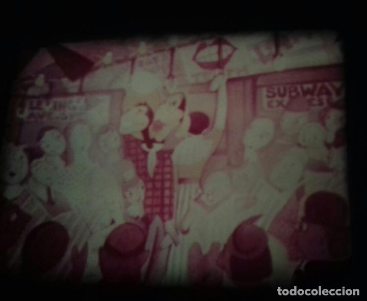 Cine: Super 8 ++ 3 Cortometrajes animación ++ Bobina de 180 metros - Foto 6 - 107758203