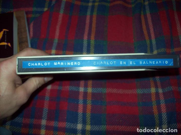 Cine: PELÍCULA SUPER 8 MM CHARLOT MARINERO / CHARLOT EN EL BALNEARIO. VER FOTOS. - Foto 3 - 108426787