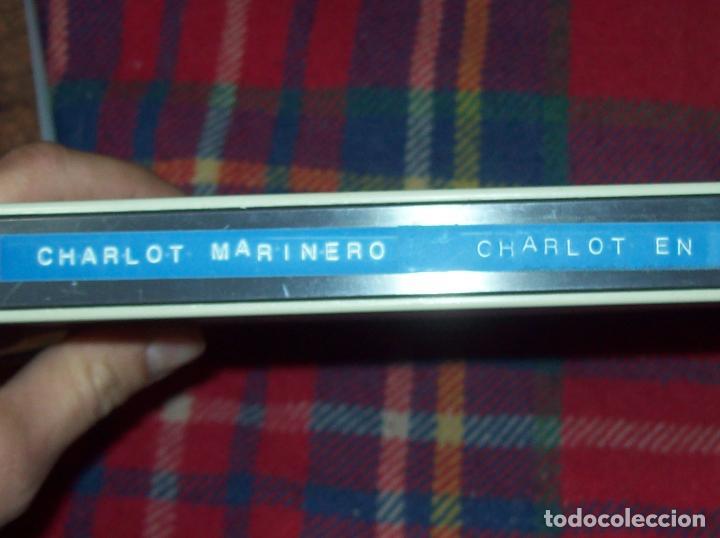 Cine: PELÍCULA SUPER 8 MM CHARLOT MARINERO / CHARLOT EN EL BALNEARIO. VER FOTOS. - Foto 4 - 108426787