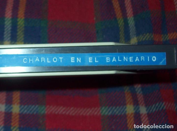 Cine: PELÍCULA SUPER 8 MM CHARLOT MARINERO / CHARLOT EN EL BALNEARIO. VER FOTOS. - Foto 5 - 108426787