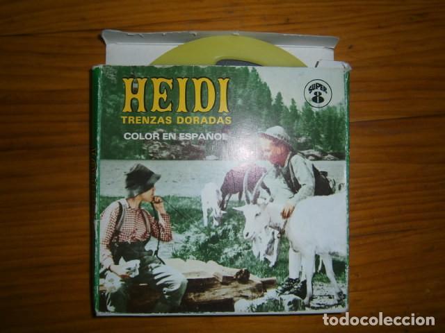 HEIDI (Cine - Películas - Super 8 mm)