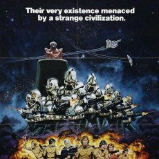 Cine: MISSION GALÁCTICA: CYLON ATACA (1979 / RESUMEN 2 X 120). Lote 112409755