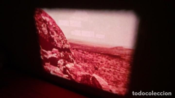 Cine: BORN FREE(Nacida Libre)-REDUCCIÓN, Versión Original Inglés PELÍCULA-SUPER 8 MM-RETRO-VINTAGE FILM - Foto 5 - 112674367