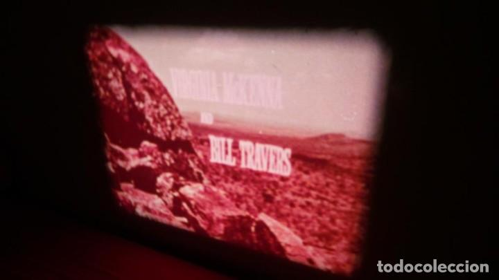 Cine: BORN FREE(Nacida Libre)-REDUCCIÓN, Versión Original Inglés PELÍCULA-SUPER 8 MM-RETRO-VINTAGE FILM - Foto 6 - 112674367