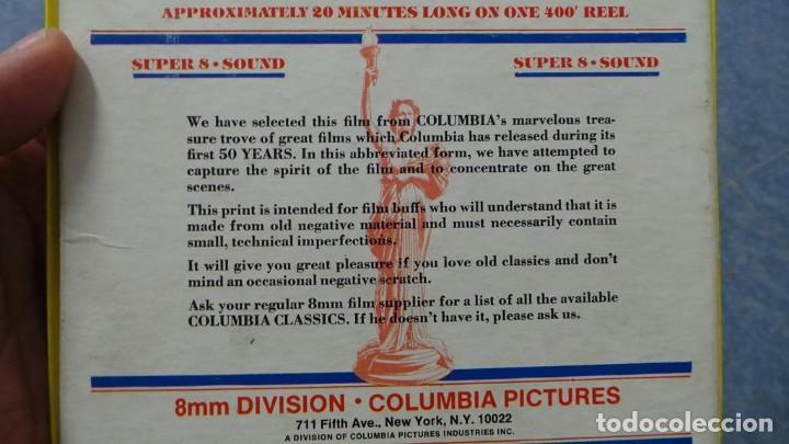 Cine: BORN FREE(Nacida Libre)-REDUCCIÓN, Versión Original Inglés PELÍCULA-SUPER 8 MM-RETRO-VINTAGE FILM - Foto 11 - 112674367