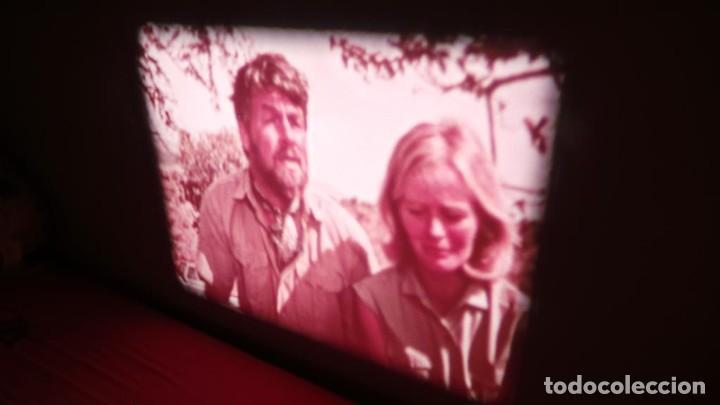 Cine: BORN FREE(Nacida Libre)-REDUCCIÓN, Versión Original Inglés PELÍCULA-SUPER 8 MM-RETRO-VINTAGE FILM - Foto 21 - 112674367