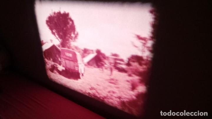 Cine: BORN FREE(Nacida Libre)-REDUCCIÓN, Versión Original Inglés PELÍCULA-SUPER 8 MM-RETRO-VINTAGE FILM - Foto 23 - 112674367