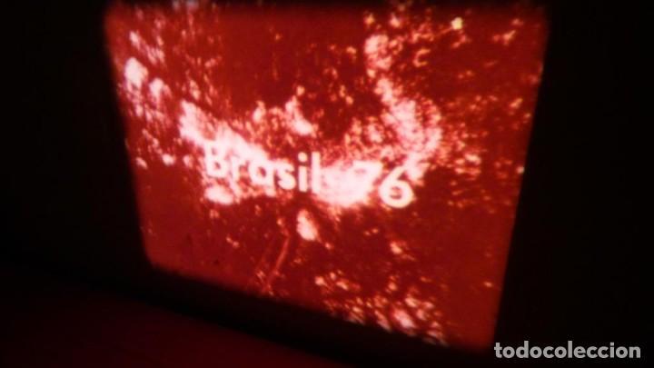 Cine: ALEGRE CARNAVAL-(CARNAVAL EN RÍO) PELÍCULA SUPER 8 MM-RETRO VINTAGE FILM - Foto 4 - 112675615