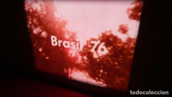 Cine: ALEGRE CARNAVAL-(CARNAVAL EN RÍO) PELÍCULA SUPER 8 MM-RETRO VINTAGE FILM - Foto 5 - 112675615