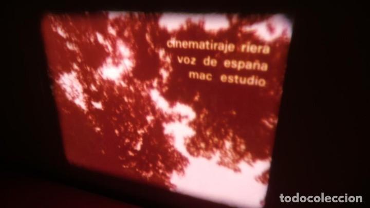 Cine: ALEGRE CARNAVAL-(CARNAVAL EN RÍO) PELÍCULA SUPER 8 MM-RETRO VINTAGE FILM - Foto 11 - 112675615