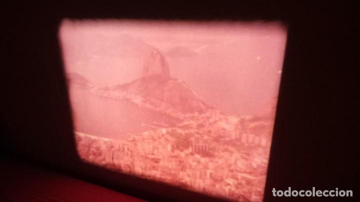 Cine: ALEGRE CARNAVAL-(CARNAVAL EN RÍO) PELÍCULA SUPER 8 MM-RETRO VINTAGE FILM - Foto 17 - 112675615