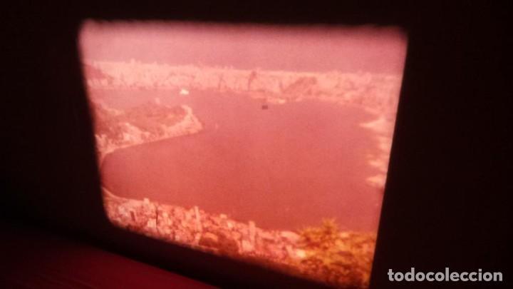 Cine: ALEGRE CARNAVAL-(CARNAVAL EN RÍO) PELÍCULA SUPER 8 MM-RETRO VINTAGE FILM - Foto 18 - 112675615