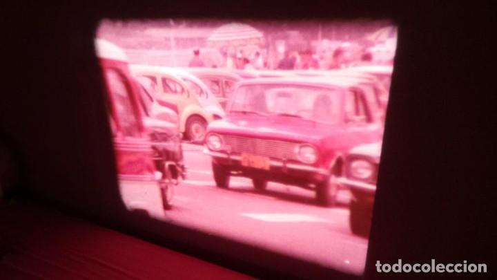 Cine: ALEGRE CARNAVAL-(CARNAVAL EN RÍO) PELÍCULA SUPER 8 MM-RETRO VINTAGE FILM - Foto 28 - 112675615