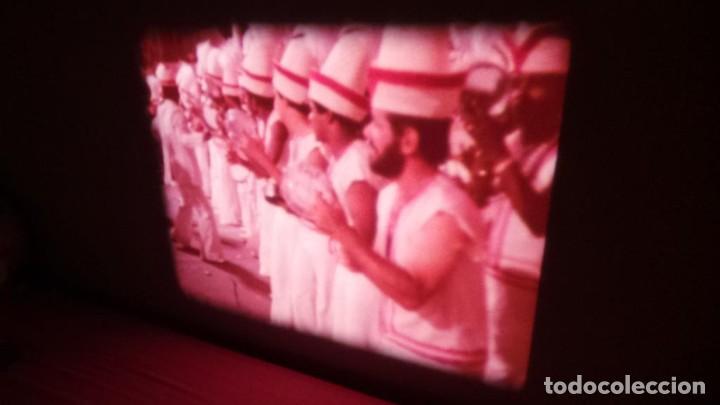 Cine: ALEGRE CARNAVAL-(CARNAVAL EN RÍO) PELÍCULA SUPER 8 MM-RETRO VINTAGE FILM - Foto 29 - 112675615