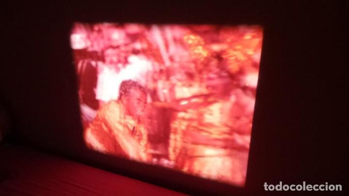 Cine: ALEGRE CARNAVAL-(CARNAVAL EN RÍO) PELÍCULA SUPER 8 MM-RETRO VINTAGE FILM - Foto 32 - 112675615