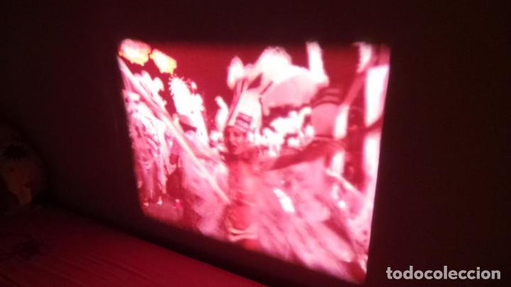 Cine: ALEGRE CARNAVAL-(CARNAVAL EN RÍO) PELÍCULA SUPER 8 MM-RETRO VINTAGE FILM - Foto 35 - 112675615