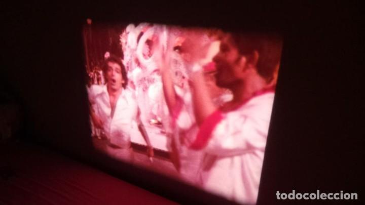 Cine: ALEGRE CARNAVAL-(CARNAVAL EN RÍO) PELÍCULA SUPER 8 MM-RETRO VINTAGE FILM - Foto 40 - 112675615