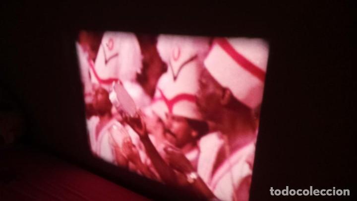 Cine: ALEGRE CARNAVAL-(CARNAVAL EN RÍO) PELÍCULA SUPER 8 MM-RETRO VINTAGE FILM - Foto 41 - 112675615