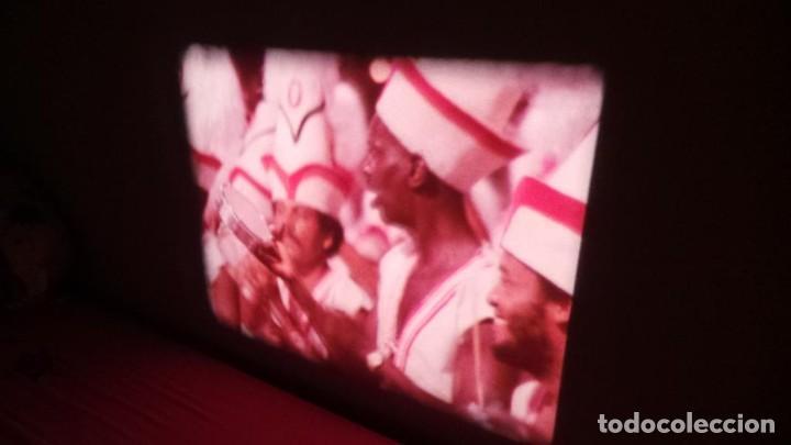 Cine: ALEGRE CARNAVAL-(CARNAVAL EN RÍO) PELÍCULA SUPER 8 MM-RETRO VINTAGE FILM - Foto 42 - 112675615
