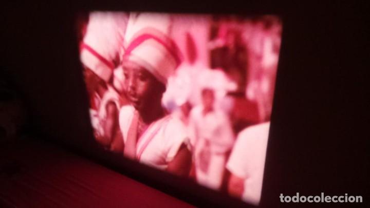Cine: ALEGRE CARNAVAL-(CARNAVAL EN RÍO) PELÍCULA SUPER 8 MM-RETRO VINTAGE FILM - Foto 44 - 112675615