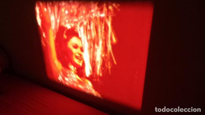 Cine: ALEGRE CARNAVAL-(CARNAVAL EN RÍO) PELÍCULA SUPER 8 MM-RETRO VINTAGE FILM - Foto 45 - 112675615