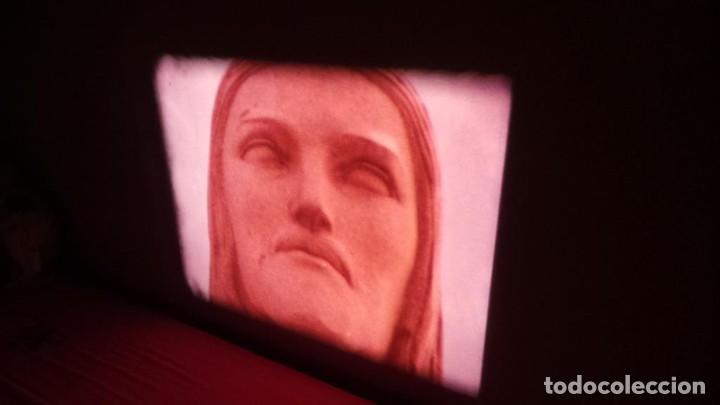 Cine: ALEGRE CARNAVAL-(CARNAVAL EN RÍO) PELÍCULA SUPER 8 MM-RETRO VINTAGE FILM - Foto 54 - 112675615