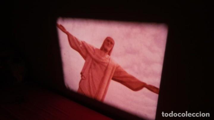 Cine: ALEGRE CARNAVAL-(CARNAVAL EN RÍO) PELÍCULA SUPER 8 MM-RETRO VINTAGE FILM - Foto 56 - 112675615