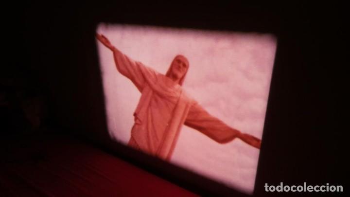 Cine: ALEGRE CARNAVAL-(CARNAVAL EN RÍO) PELÍCULA SUPER 8 MM-RETRO VINTAGE FILM - Foto 57 - 112675615