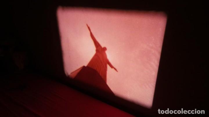 Cine: ALEGRE CARNAVAL-(CARNAVAL EN RÍO) PELÍCULA SUPER 8 MM-RETRO VINTAGE FILM - Foto 58 - 112675615