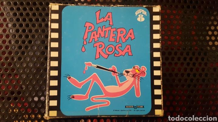 Cine: Super 8 - La Pantera Rosa - Se indigesta de maiz - Sonora / Color - Foto 2 - 112965328