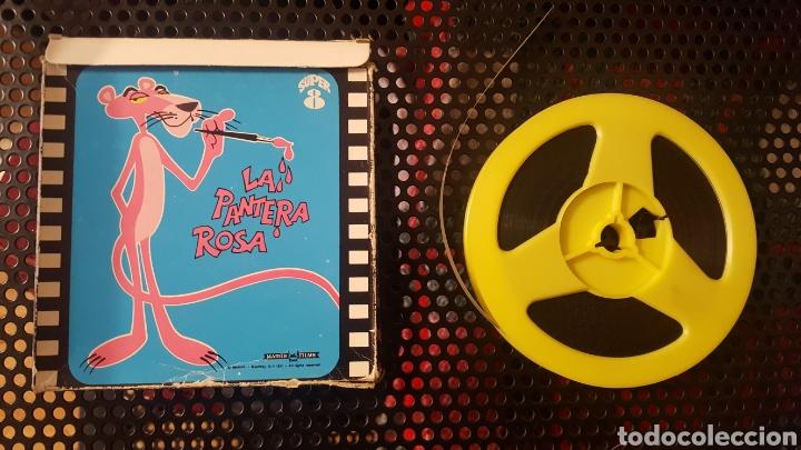 Cine: Super 8 - La Pantera Rosa - Se indigesta de maiz - Sonora / Color - Foto 3 - 112965328