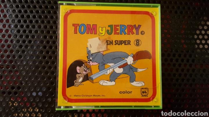 SUPER 8 - TOM Y JERRY - AVENTURAS PERRUNAS - COLOR / SONORA (Cine - Películas - Super 8 mm)