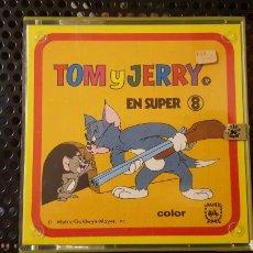 Cine: SUPER 8 - TOM Y JERRY - TRES DIABLILLOS - COLOR / SONORA. Lote 112977064