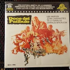 Cine: SUPER 8 - DOCE DEL PATIBULO - LEE MARVIN - BOBINA DE 120 M. Lote 113153859
