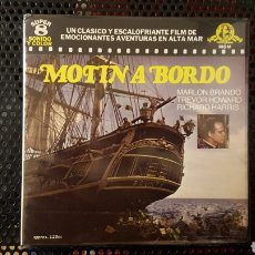 Cine: SUPER 8 - MOTIN A BORDO - MARLON BRANDO - BOBINA DE 120 M. Lote 113154722