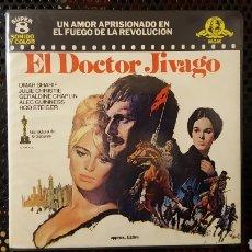 Cine: SUPER 8 - EL DOCTOR JIVAGO (DOCTOR ZHIVAGO) - BOBINA DE 120 M. Lote 113158344