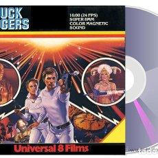 Cine: SUPER 8 AUDIO: BUCK ROGERS. Lote 113850407