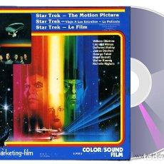 Cine: SUPER 8 AUDIO: STAR TREK. Lote 150761096