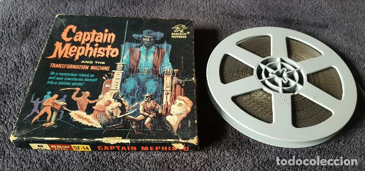 SUPER 8 - CAPTAIN MEPHISTO AND THE TRANSFORMATION MACHINE (Cine - Películas - Super 8 mm)