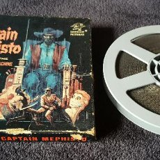 Cine: SUPER 8 - CAPTAIN MEPHISTO AND THE TRANSFORMATION MACHINE. Lote 115301055