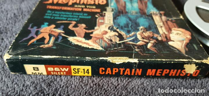 Cine: SUPER 8 - CAPTAIN MEPHISTO AND THE TRANSFORMATION MACHINE - Foto 3 - 115301055