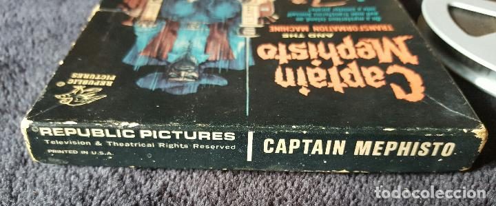 Cine: SUPER 8 - CAPTAIN MEPHISTO AND THE TRANSFORMATION MACHINE - Foto 4 - 115301055