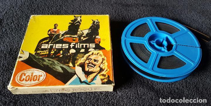 SUPER 8 - LA ESPADA VICTORIOSA (Cine - Películas - Super 8 mm)