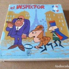 Cine: EL INSPECTOR. ATRAPADO EN PARIS. EN SU ESTUCHE. PROCEDENTE DE ALMACEN.. Lote 115301819