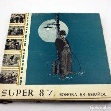 Cine: GUERRA A LOS TRAIDORES - KIT CARSON - PELICULA SUPER 8 COLOR - SONIDO EN ESPAÑOL. Lote 115318267