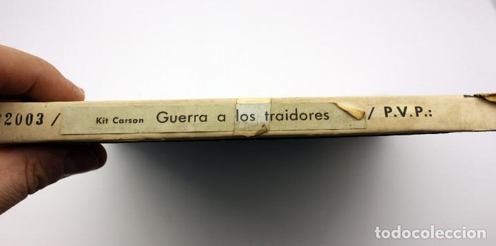 Cine: GUERRA A LOS TRAIDORES - KIT CARSON - PELICULA SUPER 8 COLOR - SONIDO EN ESPAÑOL - Foto 3 - 115318267