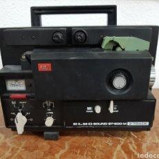Cine: PROTECTOR SUPER 8 SONORO ELMO ST-600. Lote 116080184