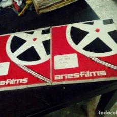 Cine: SUPER 8 EN 2 BOBINA 180 MTS RIO BRAVO ARIES FILMS . Lote 116541299